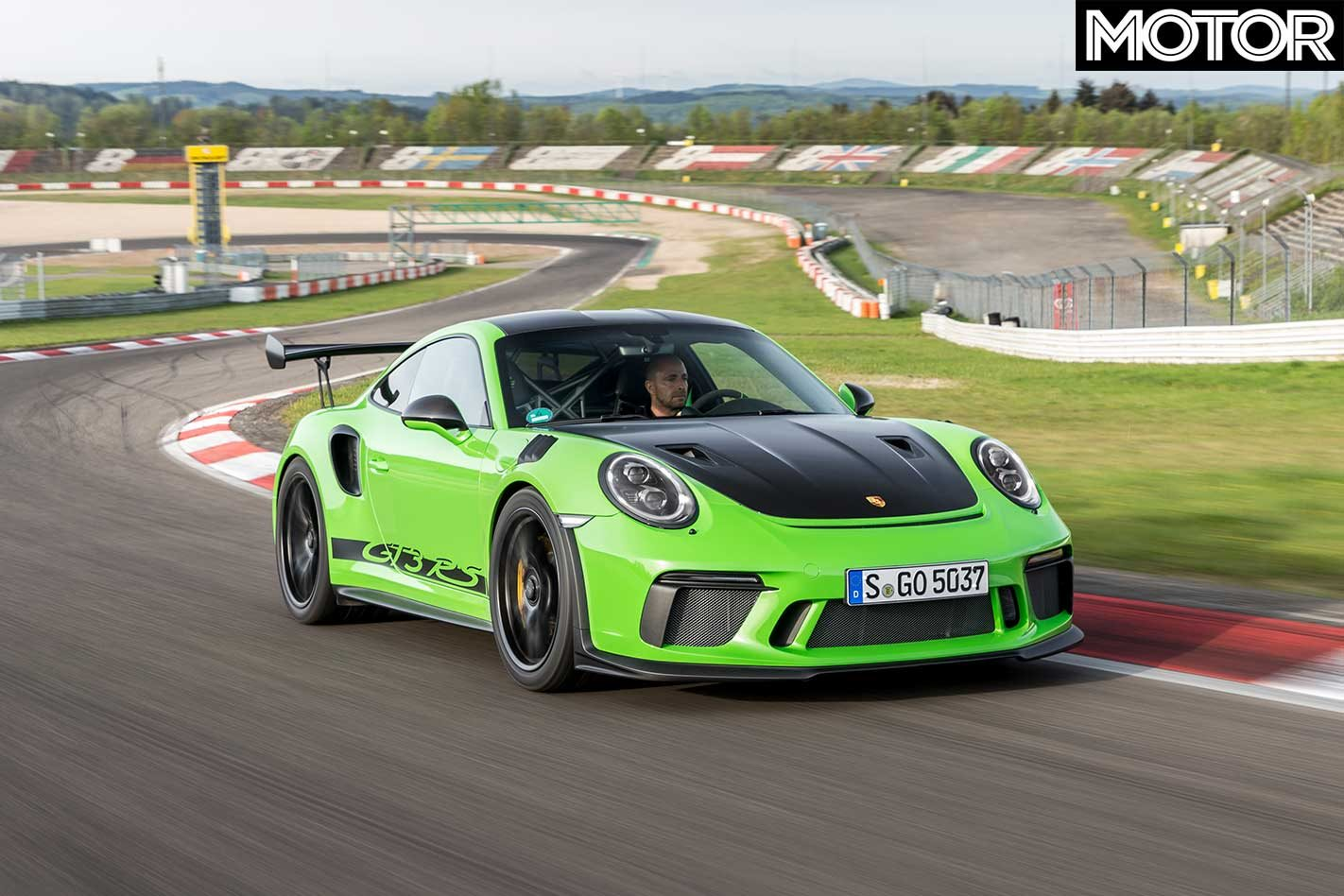 2018 porsche 991 2 911 gt3 rs performance review. Black Bedroom Furniture Sets. Home Design Ideas