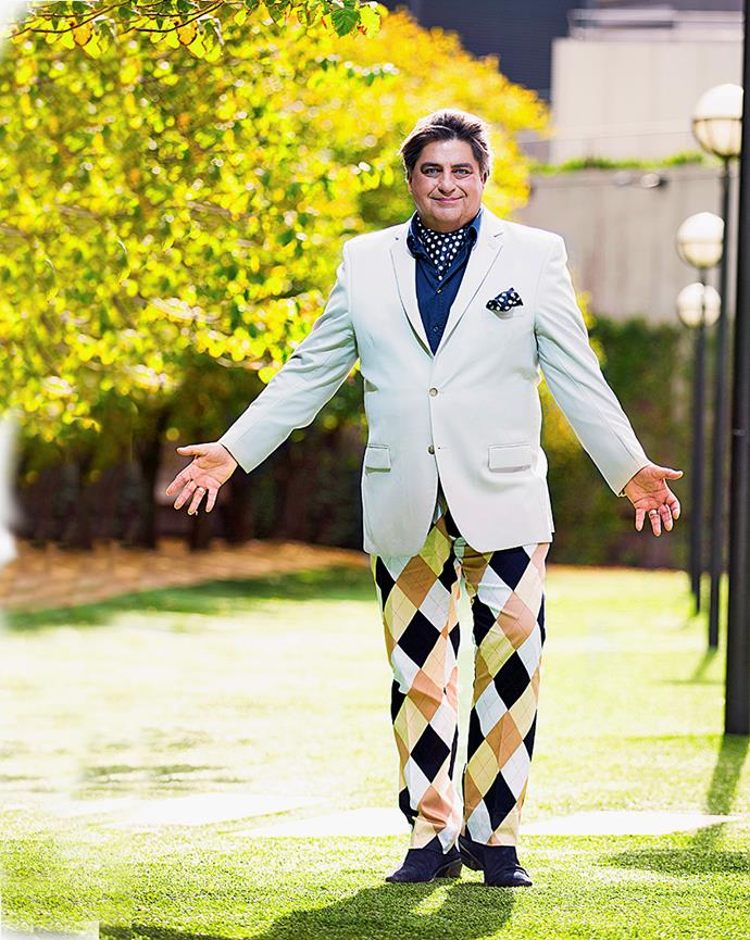 "**MATT WAS A FASHION DIVA** <br><br> The man behind the cravat's fashion sense has tried to be tamed over the years, but in 2018 former judge Matt Preston was given full reign over his wardrobe.  <br><br> ""God help you if you try and get between Matt and his wardrobe,"" laughs Margaret.  <br><br> ""We have a bit of fun about whether his outfit is appropriate, but in the end it's all him, no-one can direct him… I almost fall off my chair with some of the things he comes out in."""