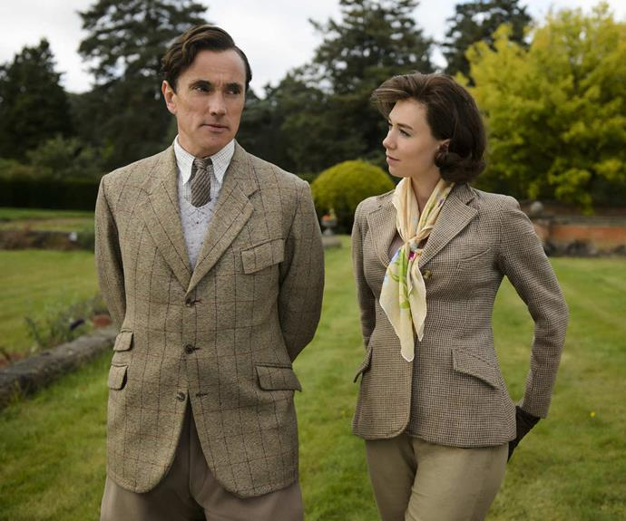 The romance of Peter Townsend and Margaret was immortalised on *The Crown*.
