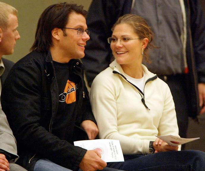 The Crown Princess first met Daniel during a session in his Stockholm gym, back in 2002.