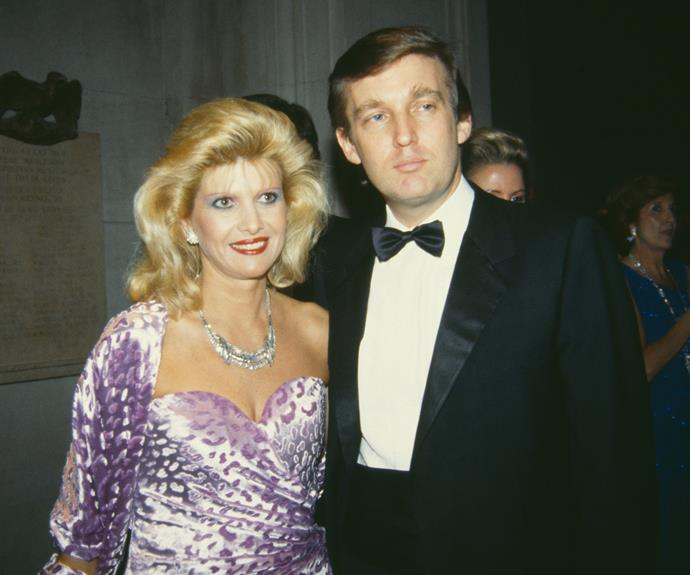 """Ivana retracted her statements about the alleged assault and is still """"firm friends"""" with her ex."""