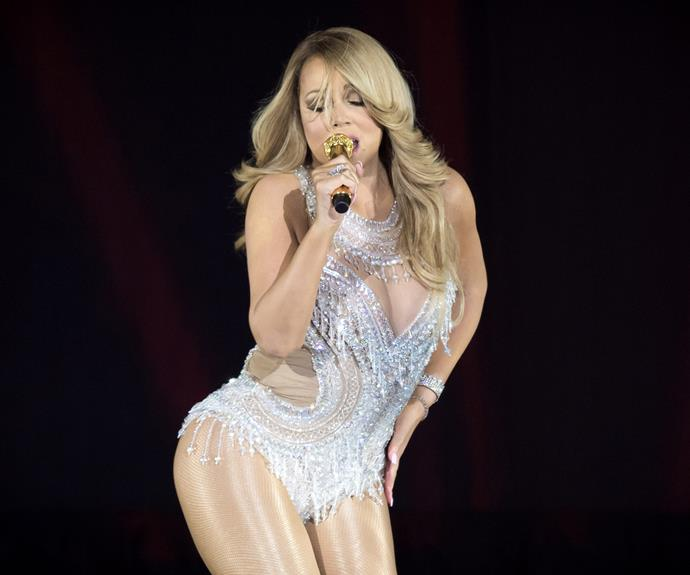 "Would you try Mariah's ""bleak"" diet?"