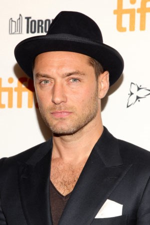 Before he was a household name, Jude Law shared a room with...