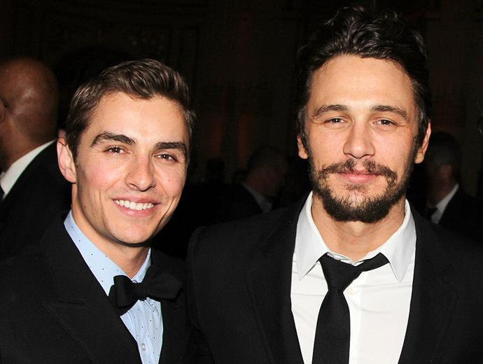 Another sibling duo we are all thankful for (particularly for their good looks) are the Franco brothers, James Franco is older brother to Dave Franco.