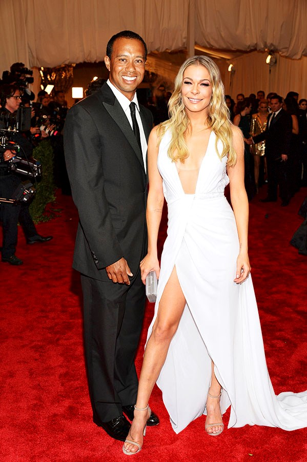 **Tiger Woods & Leann Rimes**  'They hooked up and everything,' an insider spills of their 2002 fling – when she was just 19!