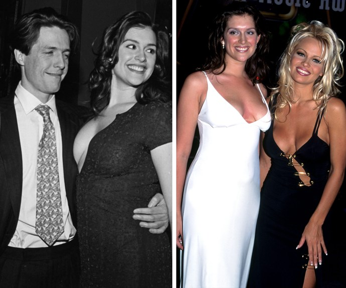 With a bevvy of famous friends, it was a huge decision for Kate to take a step back. *(Images L-R: Getty Images)*