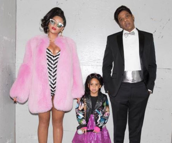 Rumi and Sir will join big sister Blue Ivy Carter and make their family a unit of 5.