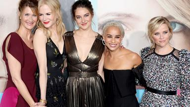 The incredible cast of your new TV obsession (trust us) just hit the red carpet