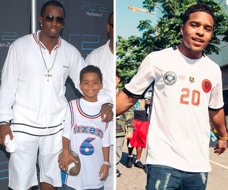 **Justin Dior Combs - Sean 'Diddy' Combs' son**  The 23-year-old is not only a heartthrob, he's also the first person in his family to graduate from college.