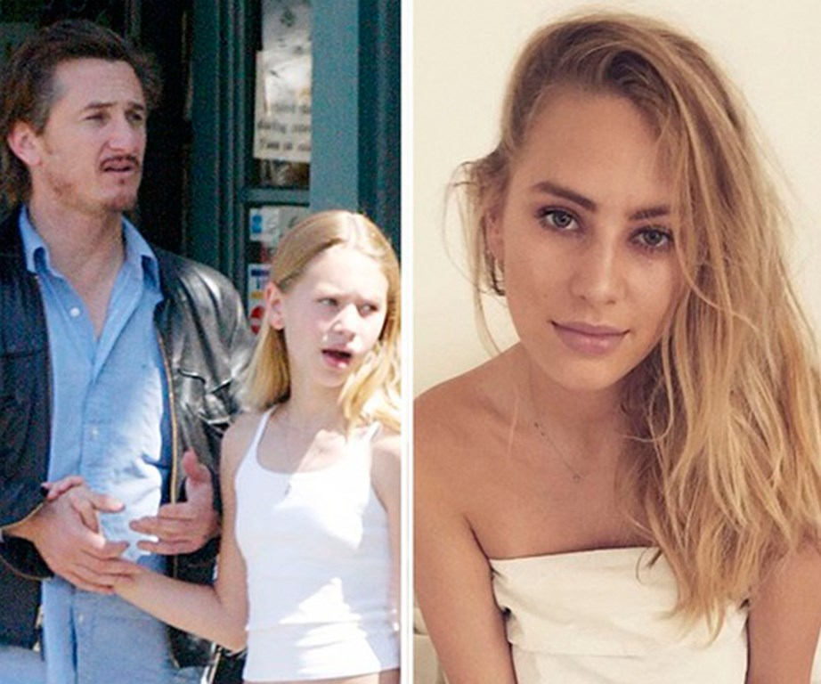 **Dylan Penn - Sean Penn's daughter**  The 25-year-old stunner has shot for Gap and walked runways all over the world.