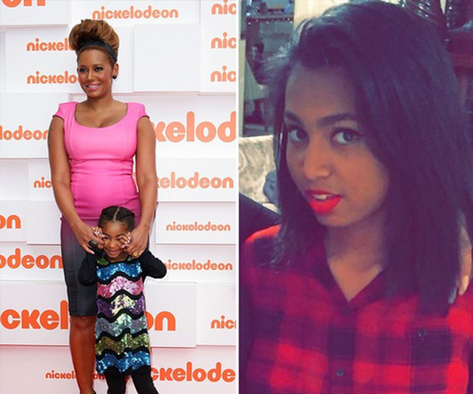 **Phoenix Chi Gulzar - Mel B's daughter**  The 17-year-old is the gorgeous, spitting image of her former Spice Girls mum.