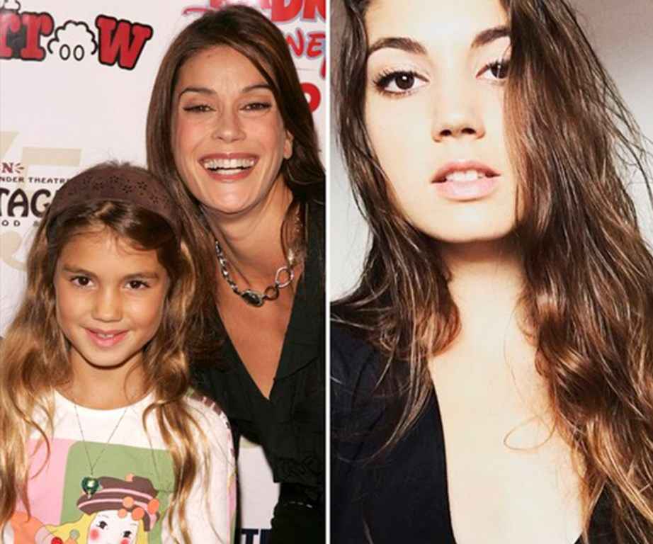 **Emerson Tenney - Teri Hatcher's daughter**  The 19-year-old is currently attending to the prestigious Brown University in the US.