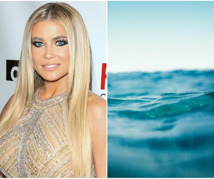 "[Carmen Electra](http://www.nowtolove.com.au/celebrity/celeb-news/simon-cowell-is-dating-carmen-electra-25680|target=""_blank"") is scared of, wait for it... [water](http://www.stylist.co.uk/people/top-10-celebrity-phobias#art/