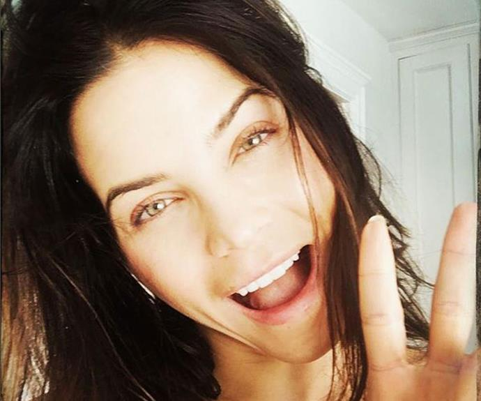 Jenna Dewan Tatum is glowing in this [cute snap](https://www.instagram.com/jennaldewan/?hl=en).