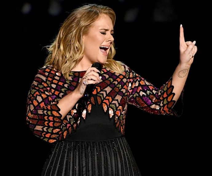 All eyes will be on Adele, who is nominated for a slew of awards.