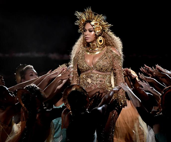 All hail Queen Bey!