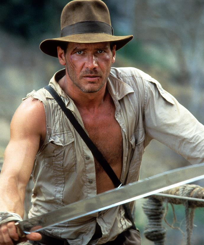 The *Indiana Jones* star collects and flies planes as a hobby.