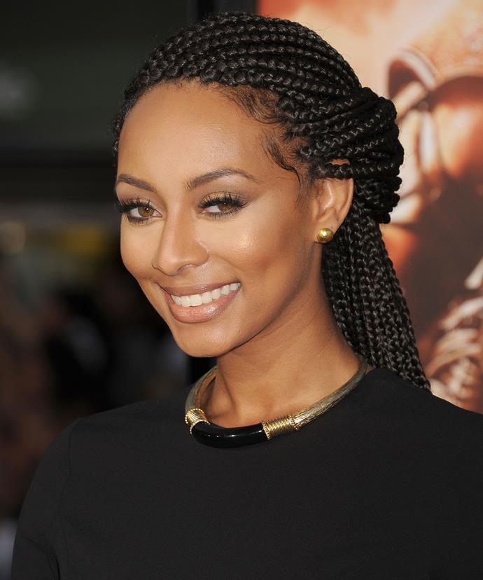 Keri Hilson is a diva to rival Mariah