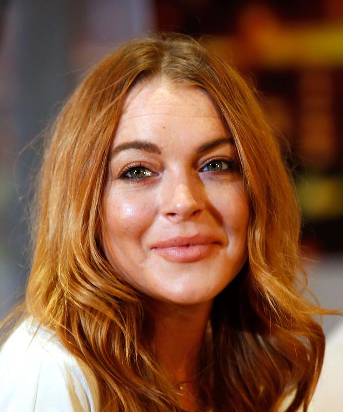 Lindsay Lohan fired her assistant AFTER he bailed her out of jail. Harsh.