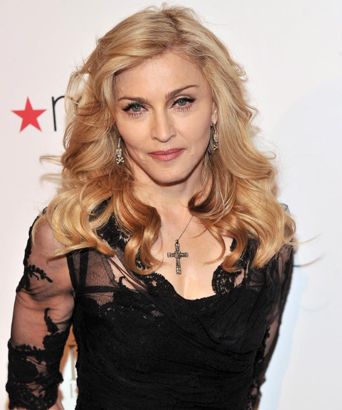Madonna seems to lose staff fairly regularly.
