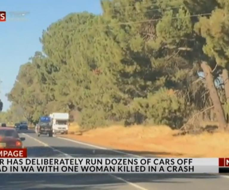 WA Man who lethally swerved into traffic is identified