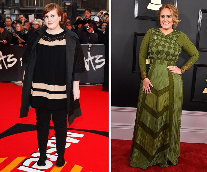 """Adele's trainer Pete Geracimo has revealed the workout the 15-time Grammy award-winner swears by. """"A challenging circuit of body squats, lunges, push-ups, pull-ups, dips, chin-ups and plank work will stress every body part and give you a great overall workout,"""" he told [*The Daily Mail.*](http://www.dailymail.co.uk/health/article-4235570/Adele-s-personal-trainer-reveals-slimmed-down.html target=""""_blank"""" rel=""""nofollow"""")"""