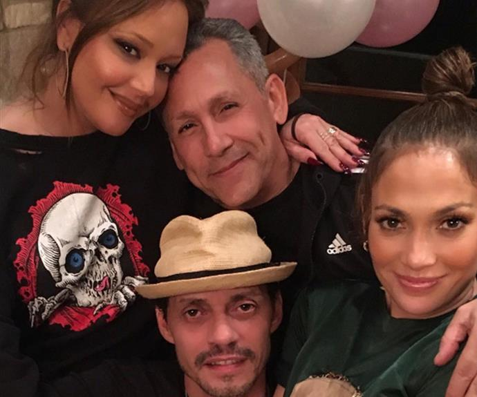"Seven years on from their divorce, Jennifer Lopez and Marc Anthony's friendship still [remains strong](http://www.nowtolove.com.au/celebrity/celeb-news/jennifer-lopez-and-marc-anthony-working-on-a-new-album-29032|target=""_blank""). The pair reunited recently to celebrate their twins Emme and Max's ninth birthday surrounded by pal [Leah Remini](http://www.nowtolove.com.au/celebrity/celeb-news/leah-remini-hits-out-at-scientology-in-reddit-q-and-a-29170