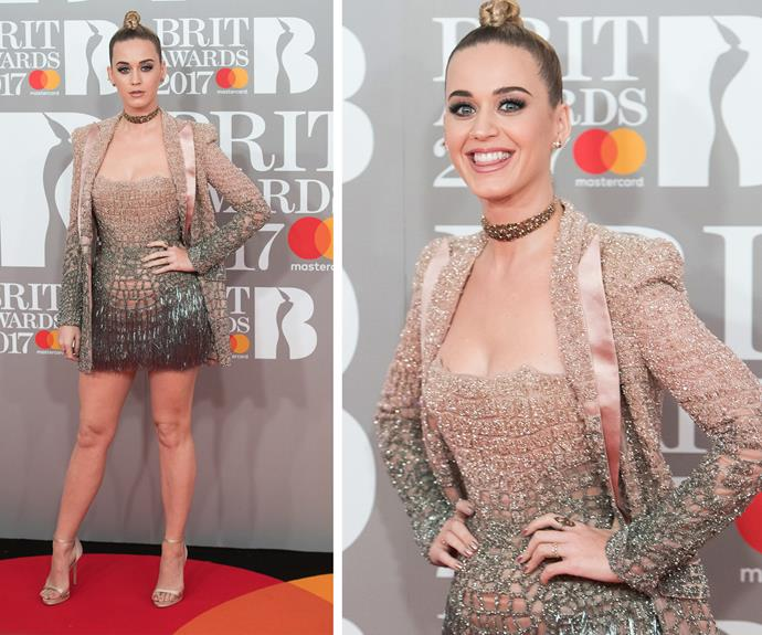 You dazzle us Katy Perry!