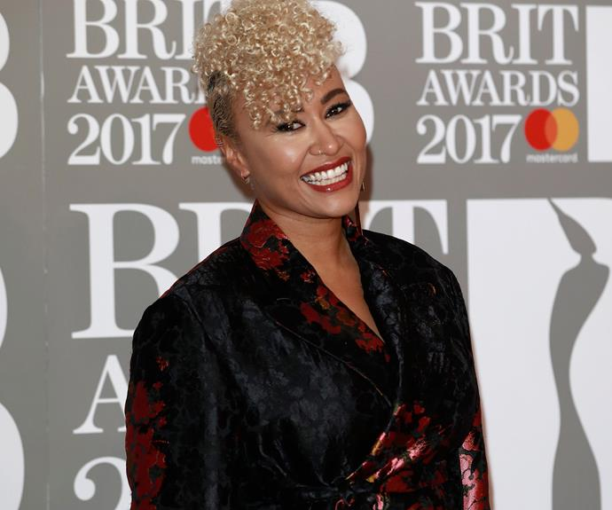 Emeli Sandé already took out best British female solo artist.