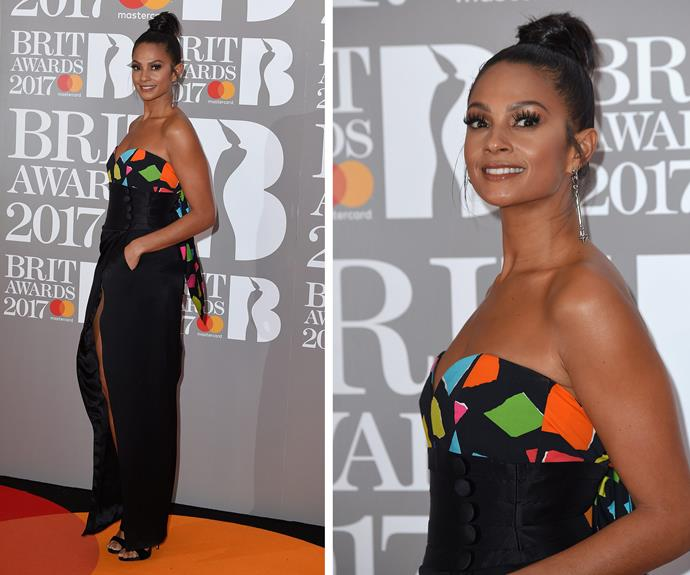 Yes Alesha Dixon! Jumping for this look.