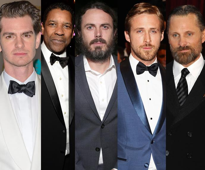 And the Best Actor goes to... Casey Affleck