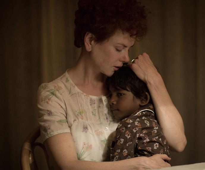 Nicole Kidman and young Sunny Pawar made Lion one of the year's most magical creations.