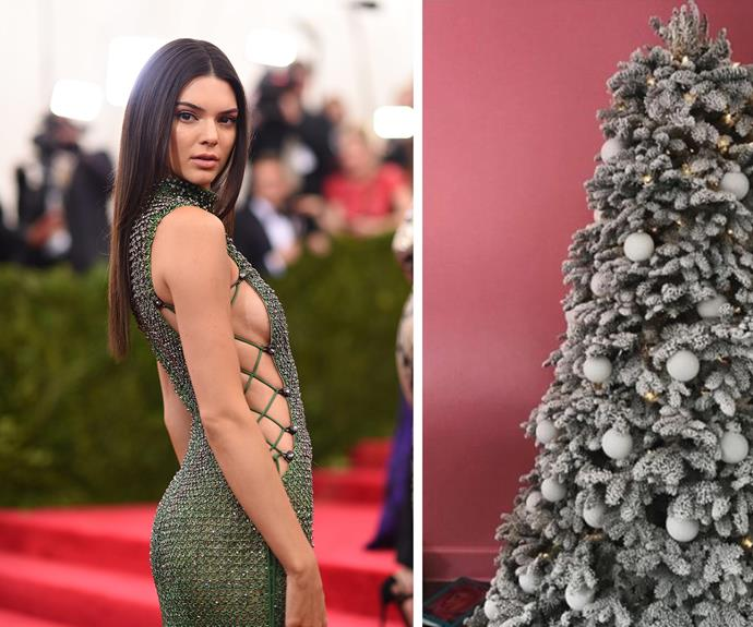 """In advice that perhaps shouldn't be taken on board – particularly by the model's young and impressionable following – Kendall Jenner recently [revealed](http://www.dailymail.co.uk/tvshowbiz/article-4183600/Kendall-painted-room-pink-suppress-appetite.html