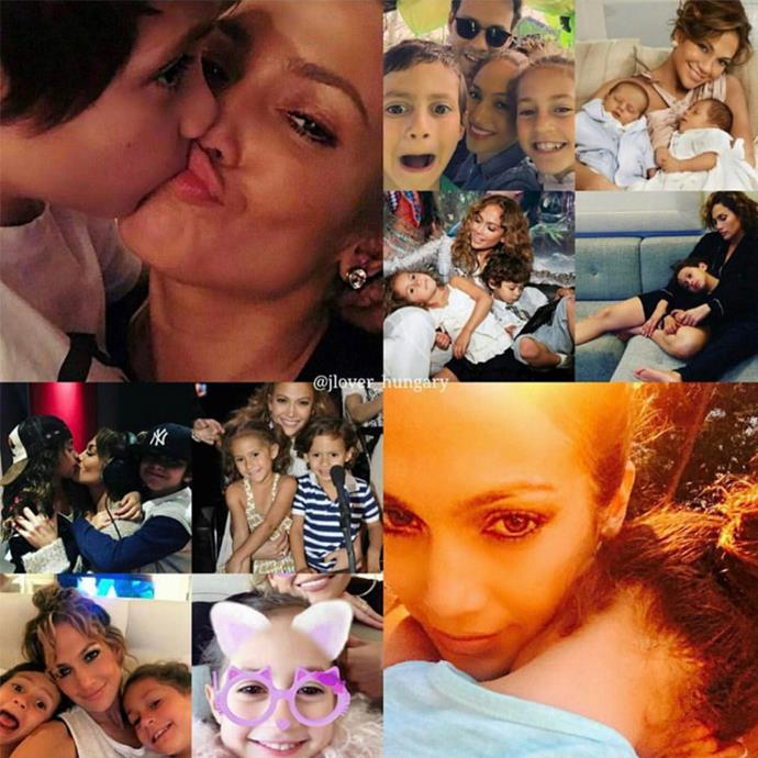 "In a lengthy post, an emotional Jennifer Lopez wishes her twins Emme and Max a very happy birthday. ""I cant believe its 9 years ago today that God entrusted me with the biggest blessings of my life... he finally sent me my beautiful twins, my babies, my love and life in two lil human beings. I immediately felt bonded, protective, overwhelmed with emotion and like the luckiest woman on this earth. And I've felt that way everyday since."""