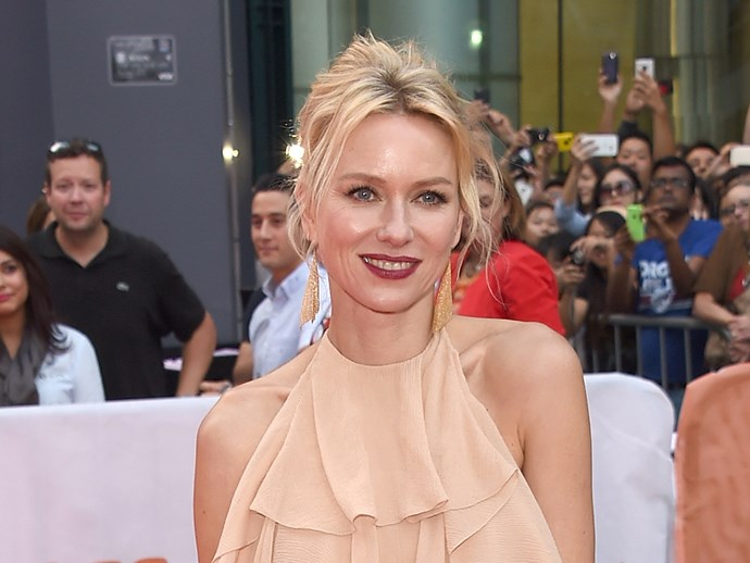 """""""Ageing gracefully is all about being at peace with the natural progression of life,"""" Noami told [*The Sunday Telegraph*]( http://www.dailytelegraph.com.au/entertainment/sydney-confidential/at-46-naomi-watts-is-a-wanted-woman-in-the-beauty-world/news-story/09c900125b06cc87f8e43a57c88a29e1)"""