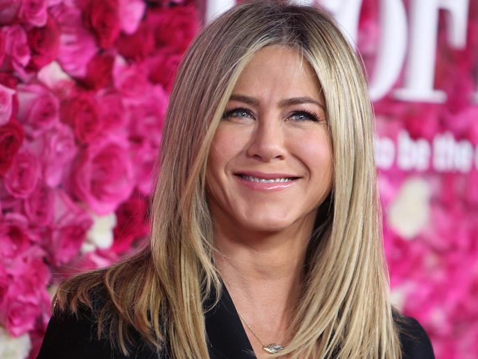 """There is this pressure in Hollywood to be ageless,"" Jennifer Aniston told [*Elle*](http://www.elle.com/beauty/news/a15486/jennifer-aniston-on-aging-without-plastic-surgery/