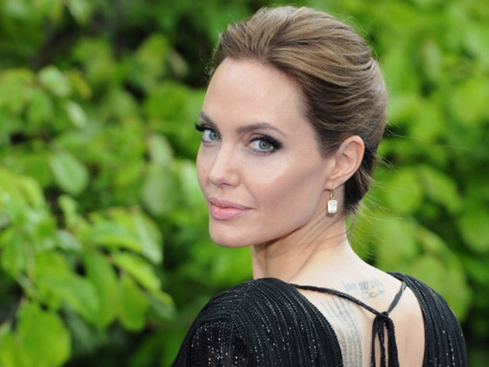 """""""I feel older, and I feel settled being older. I feel happy that I've grown up,"""" Angelia Jolie told [*The Cut*](http://nymag.com/thecut/2015/11/angelina-jolie-pitt-is-menopauses-biggest-fan.html