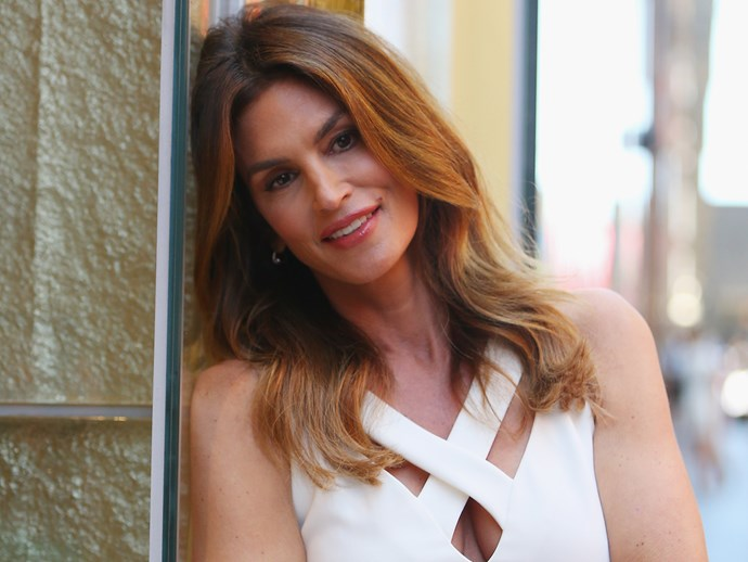 """""""I'm actually happier with my body now… because the body I have now is the body I've worked for. I have a better relationship with it. From a purely aesthetic point of view, my body was better when I was 22, 23. But I didn't enjoy it. I was too busy comparing it to everyone else's,"""" Cindy Crawford told [*Popsugar*](http://www.popsugar.com/celebrity/Quotes-From-Celebrities-Age-31103096