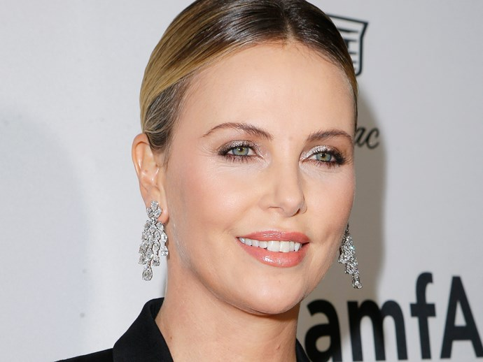 """""""How could I be afraid of something so natural? Ageing is part of our life, we can't avoid that,"""" Charlize Theron told *Vanity Fair* Italy. """"A part of me is really grateful for all the things that have happened since I started ageing, now I'm much wiser than 20 years ago. A wrinkle is nothing compared to that."""""""