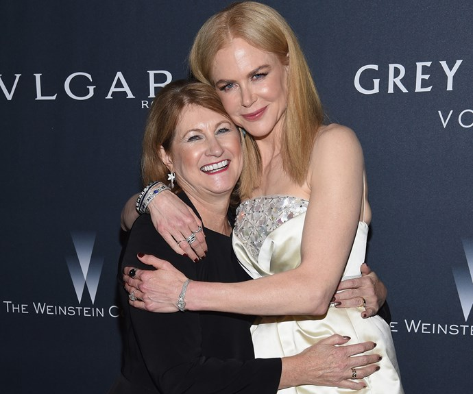 Nicole and Sue Brierley, the woman Nic plays in *Lion*, have formed a close bond with each other.