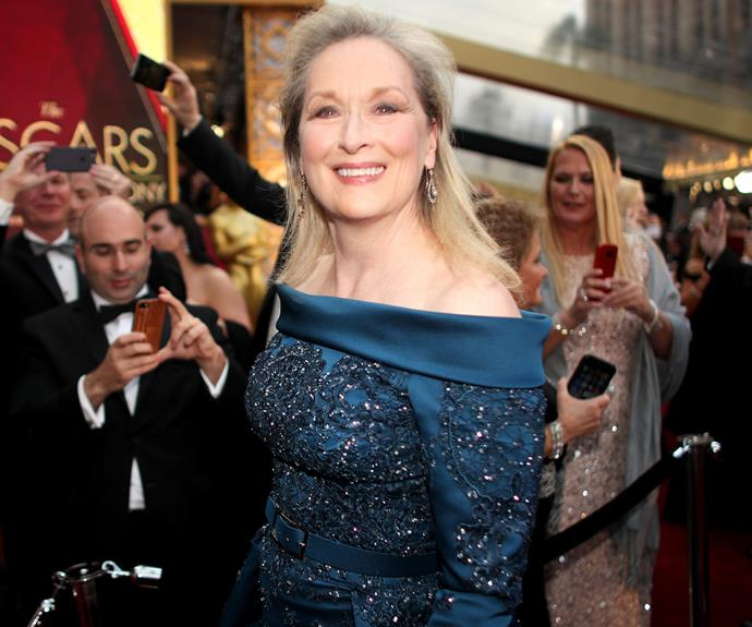 Meryl Streep is flawless.