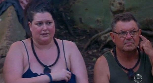 Tziporah and Steve didn't have the smoothest of relationships while in the jungle.