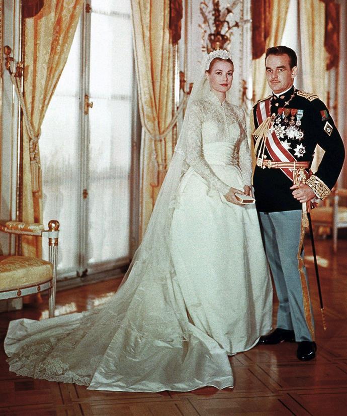 The wedding of a century!