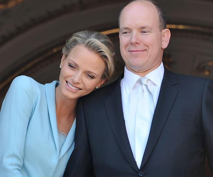 Both Albert and Charlene are passionate about helping Grace Kelly's legacy live on