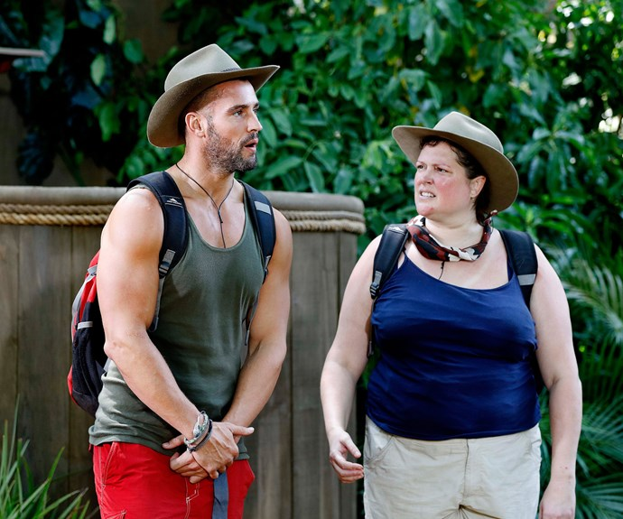 Kris Smith and Tziporah won't be keeping in touch.