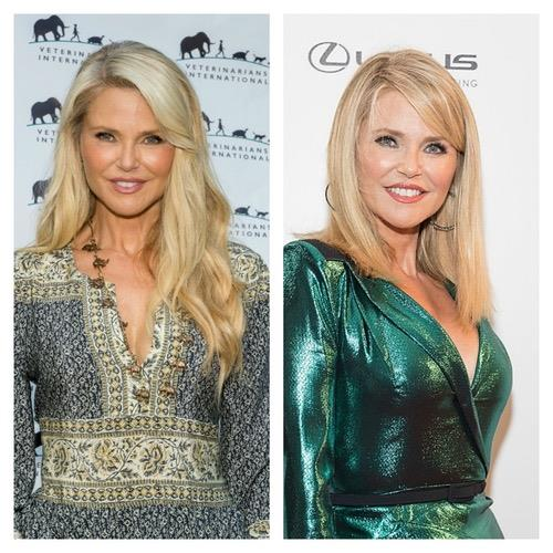 We adored supermodel Christie Brinkley's signature long, blonde waves but her new sleek chop is just as unbelievable.