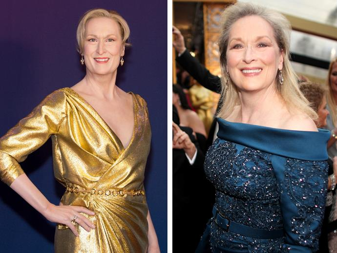 "Poor Meryl. It's not enough she has [President Trump calling her a ""overrated""](http://www.nowtolove.com.au/celebrity/celeb-news/donald-trump-labels-meryl-streep-overrated-33201) and Chanel boss [Karl Lagerfield deeming her ""cheap""](http://www.nowtolove.com.au/fashion/fashion-news/karl-lagerfeld-says-meryl-streep-is-cheap-35444), now it seems the artists over at Madame Tussaud's in Hollywood may have a bone to pick with her because there's something just not *quite* right about her recently revamped wax figure. The more you look, the more you can see it."