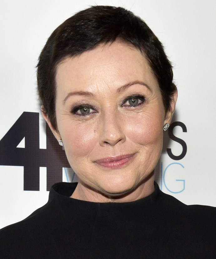 Shannen has been open about her battle with breast cancer since her 2015 diagnosis.