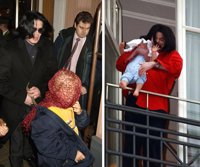 Despite his unique parenting methods, Prince couldn't be more proud to be MJ's  son.