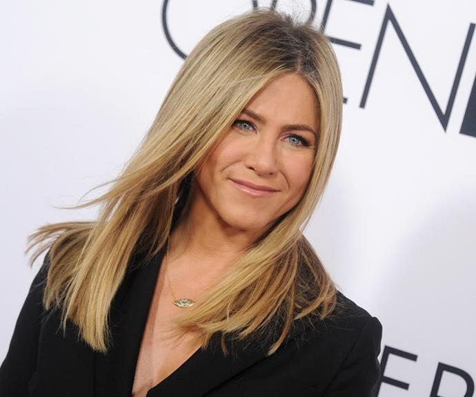 "Jennifer Aniston has long maintained her svelte figure. A feat which the 48-year-old credits to her [high-protein, low-carb diet](http://www.nowtolove.com.au/beauty/makeup/jennifer-aniston-crowned-peoples-most-beautiful-woman-20865|target=""_blank"")."